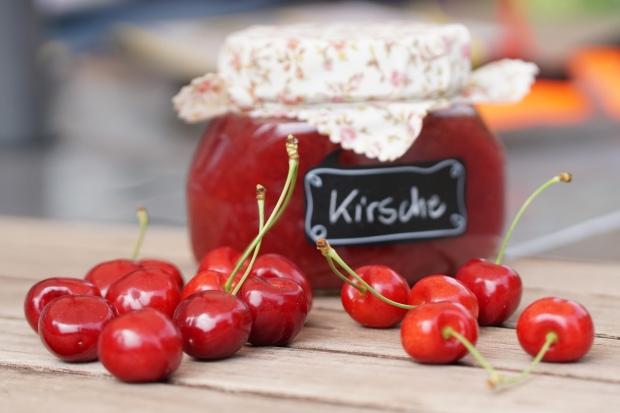 Kirschmarmelade