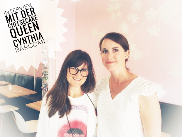 Interview mit der cheesecake Queen