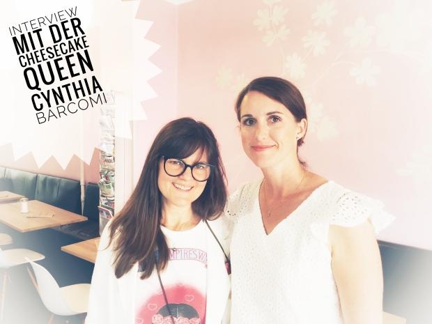 Interview mit der cheesecake Queen